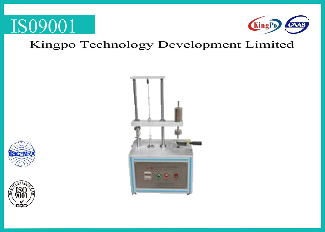 220V 50Hz Axial Force Tester , Environmental Luminaries Test Equipment