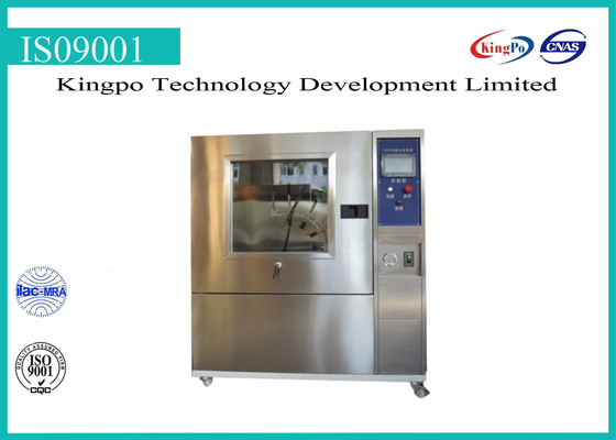 चीन IPX9K IP Testing Equipment Pressure Test Chamber 800x800x800(WxHxD)Mm फैक्टरी